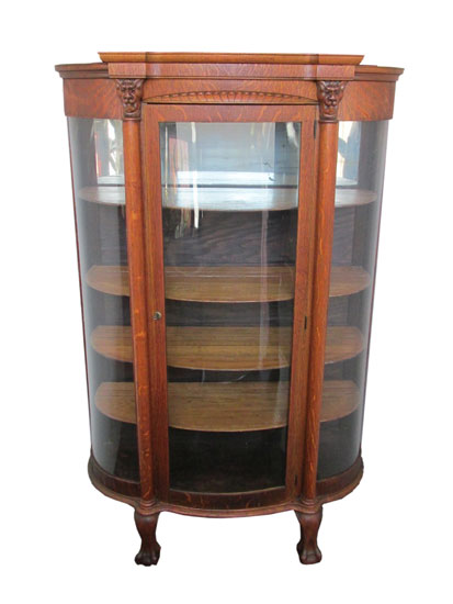 sale cabinet china antique oak like solid for exotic cabinets hutch item this