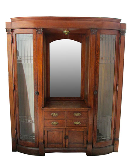 Antique Furniture Wooden Nickel Antiques