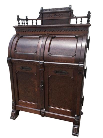 Wooten Desk $9,250 - Antique Furniture - Wooden Nickel Antiques