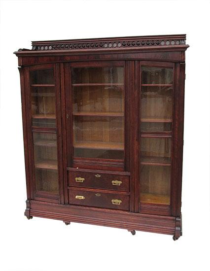 Three Door Bookcase 1 475