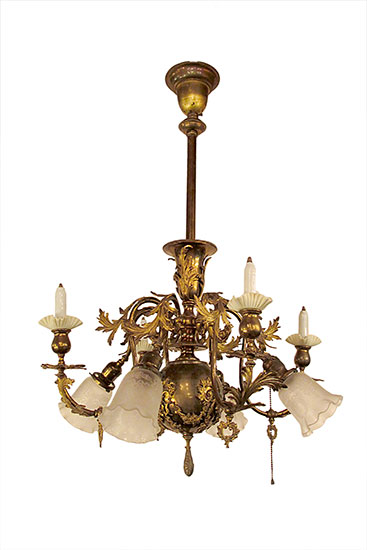 Electric Chandelier Chandelier archives wooden nickel antiques antique gaselectric chandelier 1800 audiocablefo