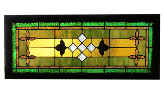 victorian stained glass windows antique transom window sale ebay