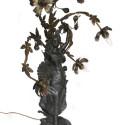 Art Nouveau Lady Lamp