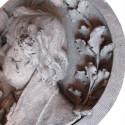 Carved Terra Cotta Bust