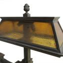 Bronze Bank Lamp