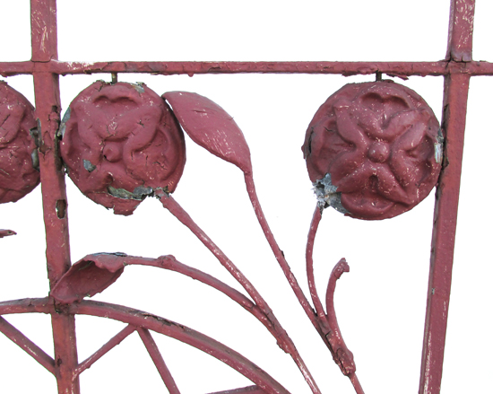 Cast Iron Balcony