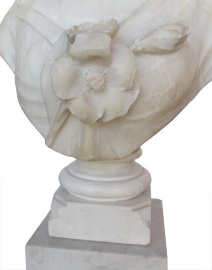 Art Nouveau Bust