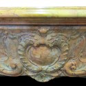 Large French Marble Mantel