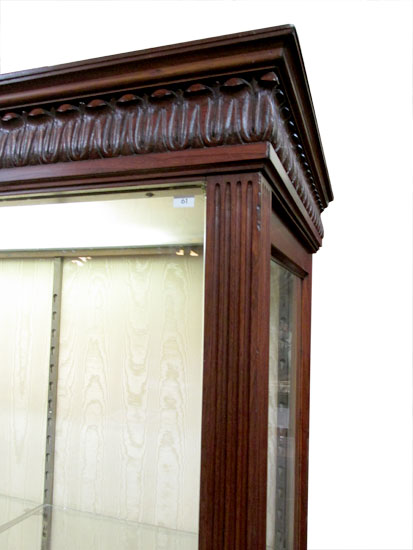 Two Large Jewelry Store Cabinets