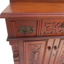 Small Carved Desk