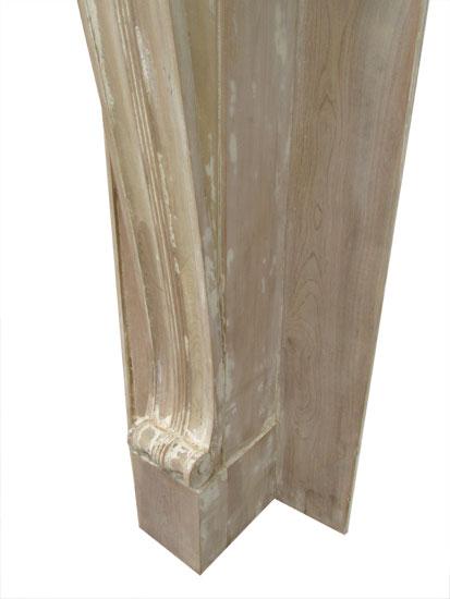 Large Classical Pine Mantel