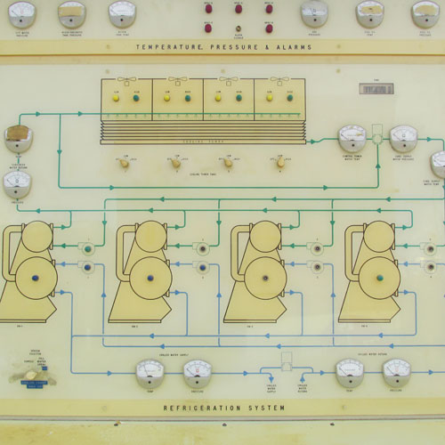 Control Panel From Union Central Life