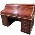 Mahogany Roll Top Desk
