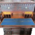 Lockside Dresser With Desk