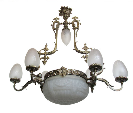French Bowl Light