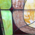 Arch Top Stained Glass Window