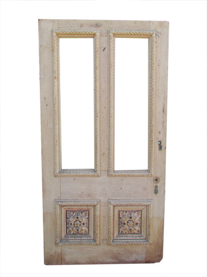 Large Pine Doors