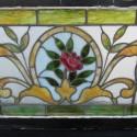 Rose Transom Window