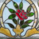 Rose Transom Window