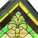 Stained Glass Window With Jewels