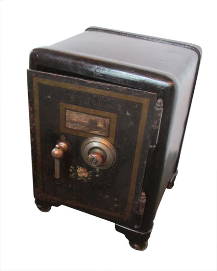 Small Mosler Safe