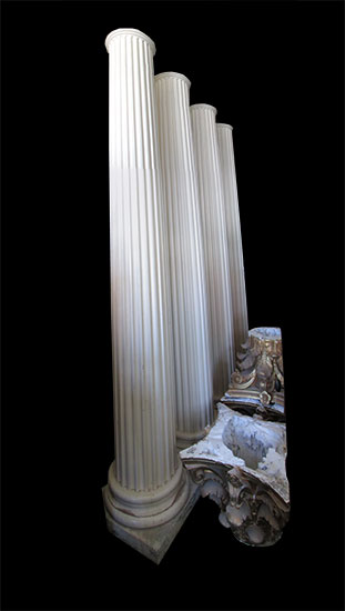 Columns From Albee Theatre 4 Available