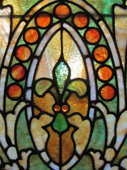 Large Stained Glass Window