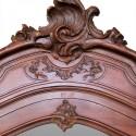 French Walnut Armoire