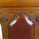 Quarter Sawn Oak Chairs