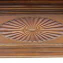 Classical Pine Half Mantel