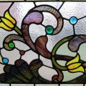 New Stained Glass Window