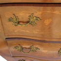 French Marble Top Console
