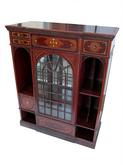 China Amp Curio Cabinets Archives Wooden Nickel Antiques