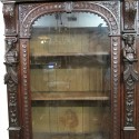 Two-Piece Bookcase
