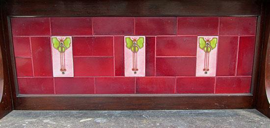 Art Nouveau Wash Stand