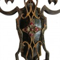Pair of Iron Sconces