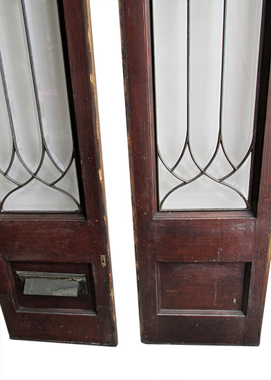Beveled Glass Sidelights