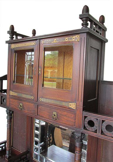 Aesthetic Eastlake Cabinet