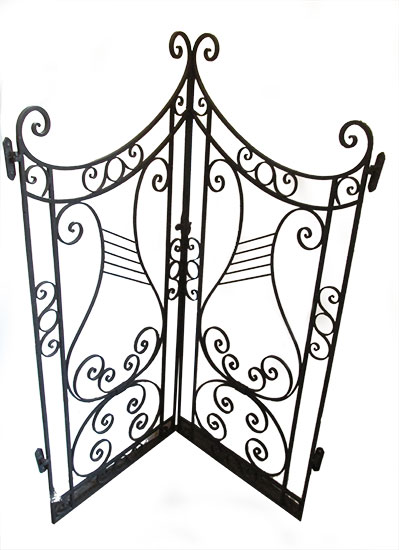 Cast Iron Gates