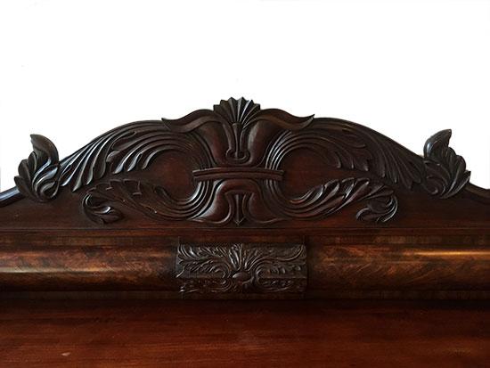 English Mahogany Sideboard