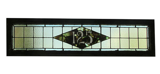 "Transom Window ""125"""