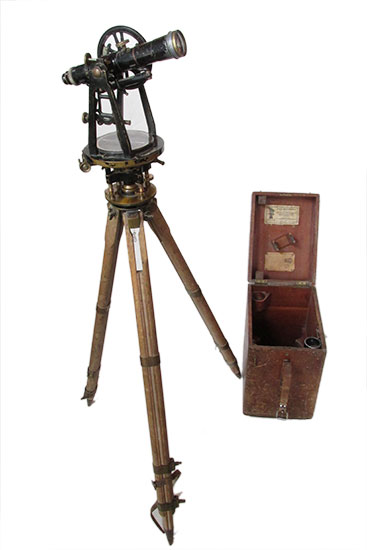 Surveying Telescope