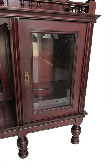 Nice Curio/Etagere Cabinet