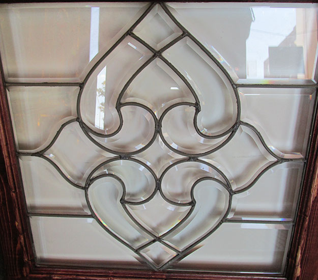 Small Beveled Windows – 3 Available