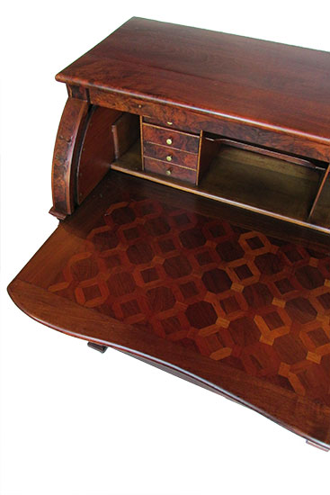 Very Unusual Roll Top Desk