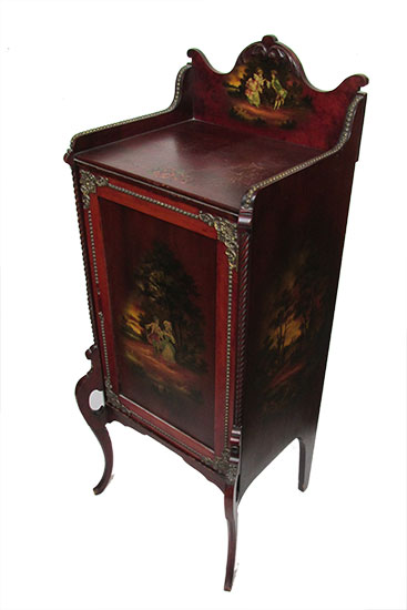 French Style Music Cabinet