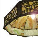 Filigree Eight Panel Light