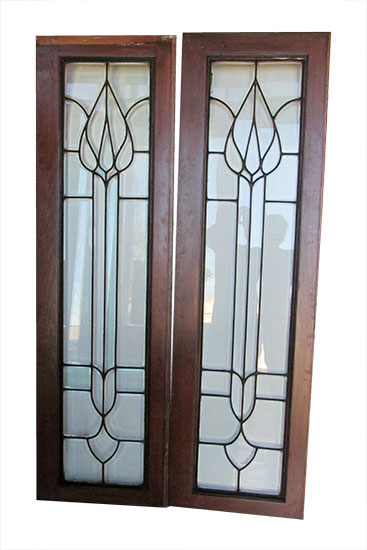 Pair of Sidelights