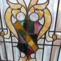 Beveled/Stained Glass Window