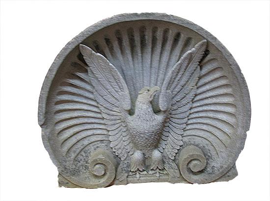 Vintage Stone Eagle